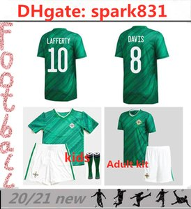 2020 Northern Ireland MCGINN Soccer Jersey 20 21 Men +Kids kit home EVANS SAVILLE football jerseys shirt adult and child boys Uniforms