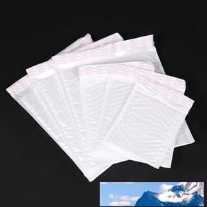 emballage blanc enveloppe à bulles Mailer sac de transport d'emballage sac express enveloppe à bulles de papier kraft d'emballage d'expédition