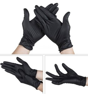 0Pcs Food Grade Catering Pe Film Goalkeeper Real Glove Transparent Kitchen Outside Travel Supplies Gloves