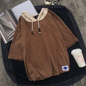 Men Designer t shirts 100% Casual Clothes Stretchds Clothes Natural color jiuidff Black Cotton Short Sleeve Multi-color mix multi class me