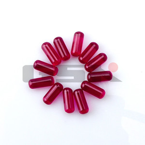 Nuevo inserto de píldoras de rubí y zafiro Adecuado para TERP Slurp Quartz Banger Nails Glass Bongs DAB Rigs