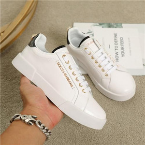 2020 Fashion Luxury Designer Speed Trainer Men's Women's Black White Flat Flat Casual Shoes Rosenberg Sneakers Three-layer Thick E