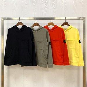 20SS hair stylist jacket fashion hooded jacket jacket sweater men and women coat new men windbreaker winter coat outdoor streetwear