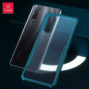 XUNDD Darbeye Telefon Pro Koruyucu Kapak Hava Yastığı Tampon Yumuşak Kabuk için OPPO X2 Neo Lite Kılıf bul