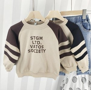 [smby flagship store] autumn 2019 children's long sleeve T-shirt children's bottoming shirt boy's sweater long sleeve 143