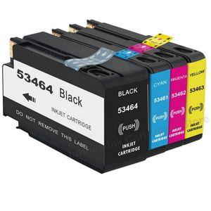 5 set / Lot 4 adet Set Primrea 53461-53464 mürekkep kartuşu değiştirme için uyumlu LX2000 yazıcı mürekkebi cartirdge