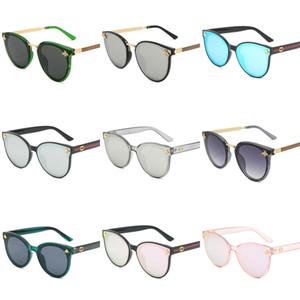Nueva populares gafas de sol polarizadas ciclismo Espejo deporte al aire libre Eyewear Gafas de sol para hombres mujeres conducción gafas de sol # 987