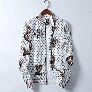 gg Belgian new men's designer jacket windbreaker letter printed color black Medusa jacket lovers jacket M-3XL 2020