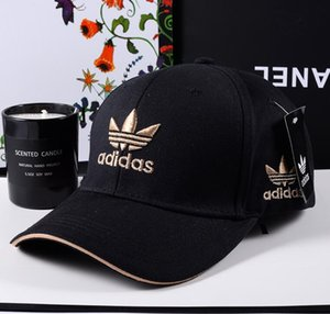 Top-selling ICON Mens Designer hats Casquette d2 luxury embroidery adjustable Icon hat 2020new 4 color behind letters