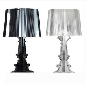 테이블 램프 LED Bedlamp 베드룸 거실 아크릴 데스크 램프 침대 옆 램프 음영 테이블 라이트 나이트 읽기 홈 Abajur Lamparas 드
