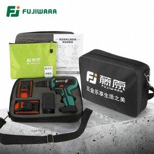 Fujiwara 21V Electric Ударная дрель kvsl #