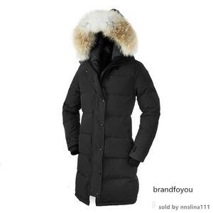 Outerwear & Coats Shelburne Parka Women Fashion Slim 90% White Goose Down Breathable Warm Hooded Jacket