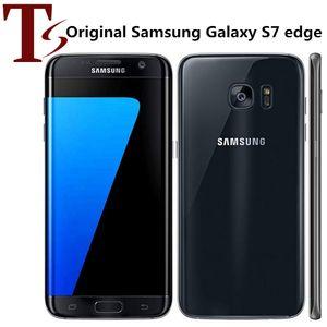 Reformiert Original Samsung Galaxy S7 Rand G935F G935A G935T G935V G935P 5,5 Zoll Quad Core 4 GB RAM 32 GB ROM 4G LTE Telefon