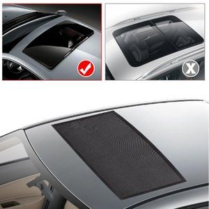 Car Sunroof Sunshade Mosquito Block Protective Cover Net Roof Heat Insulation New And High Quality