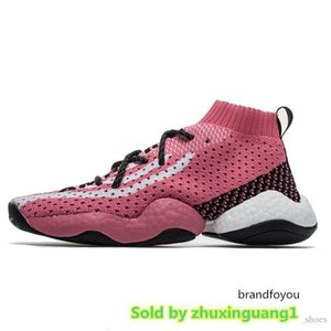 Lvl Byw 1 Running Sport Pharrell X Crazy For Men Women Outdoor Athletic Trainer Shoes