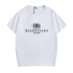 Wholesale Casual Men's and women's Cotton Tee Brand Men's Tee Summer designer dress short sleeves plus size S-XXXXL Hip Hop Street Tee