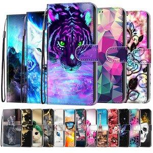 Phone Bag Case for Asus ZenFone Max M1 ZB555KL Plus ZB570TL Pro ZB601KL M2 ZB631KL ZB633KL Case Luxury Leather Wallet Flip Cover