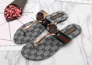 FREE Shipping New Summer Slipper Women's Slipper Casual Flat Sandals with Flip-flops Size35-42 Maf236