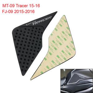 utomobiles Motorräder MT-09 Tracer FJ09 FJ09 2015-2016 Motorrad-Aufkleber Anti Slip Fuel Tank Pad Knie Grip Zubehör für Yamaha M ...