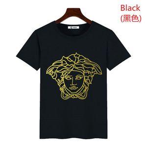 Mens Designer Lettre Imprimé T-shirts manches mode Shorts T-shirts d'été Casual Crew du cou des hommes simples T-shirts G8Versac