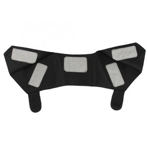 Accolades épaule réglable auto-chauffant Relax épaule Pad Support Bretelles Ceinture thérapie magnétique Sangle de sécurité du bâtiment Sport du corps