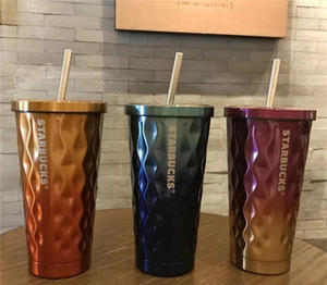 2020 DHL PH0236 Starbucks acero inoxidable ventosa diosa Copa de aislamiento creativo de la taza de café