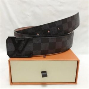 Luxury Belts Men Designer Belts For Women Louìs Vuìttõn Gold Button and Pearl Gold Buckle VV Belt Shipping with Box