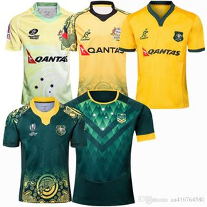 New 2018 2019 2020 Australia rugby Jerseys national team Rugby League jersey 19 20 shirts