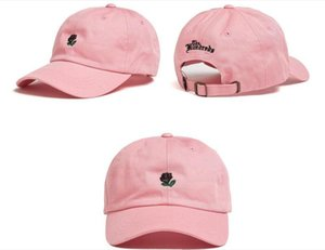 I migliori Cento Ball Caps Snapback Caps I cento Rose papà cappello da baseball cappello di golf Snapbacks Summer Fashion regolabile cappelli da sole