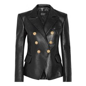 Women's Fur Coat Spring Autumn Suit Real Genuine Leather Jacket Women Clothes 2019 100% Sheepskin Coat Korean Elegant ZT2235