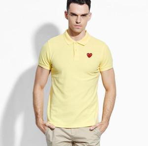 19Style 2019 COM-Qualität Männer Frauen Gery Comme des Garçons Gesamt Griff T-Shirt Weiß Größe M rasche Entscheidung F S