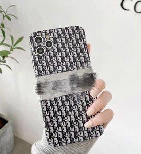 Designer Phone Case Marque téléphone portable pour iPhone de luxe Femmes Hommes Lady 11 Pro Max X XS 7P 8P Plus 7 8 6 6P 6 6S l 20062902CE
