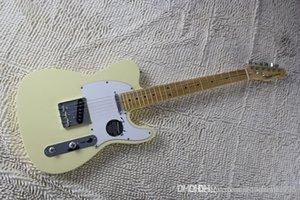 TELE corpo sólido guitarra Telecaster guitarra elétrica OEM em estoque Xiexie