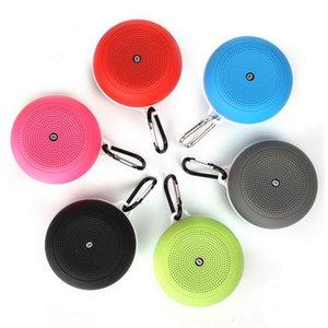 سماعات بلوتوث في الهواء الطلق بطاقة ميني مضخم صوت مكبر الصوت الصغيرة الهاتف المجاني TF USB FM اللاسلكية المحمولة الموسيقى صندوق الصوت مضخم صوت مكبرات الصوت