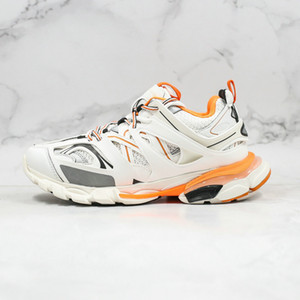 New Track Sneaker Release 3.0 Tess S Paris Triple S Sneakers Mens Shoes For women Men Trainers Tripler Baskets Dad shoes Size 36-45