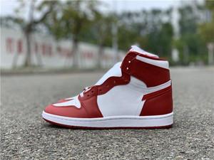 Me zapatos negros de Chicago hombres del dedo del baloncesto nueva venta 1s deportes al aire libre las zapatillas de deporte de moda 1S NEGRO ize 7-12