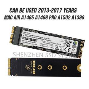 Nuovo SSD ad alta velocità 2013 2014 2015 Macbook Pro Retina A1502 A1398 aria A1465 A1466 A1418 A1419 iMac 128GB-1TB