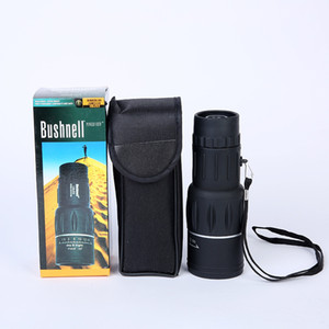 BUSHNELL Monocular Super High Power 16X52 Portable HD Night Vision Monocular Telescope Outdoor Sports Telescope