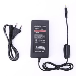 100pcs power Supply Adapter Replacement AC 100~240V to DC 8.5V 5.6A Cable Console Charger for Sony PS2 70000 EU Plug