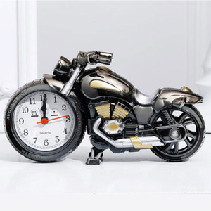 Günlük İhtiyaçları Çalar Saat Motosiklet Moda Kişilik Yaratıcı Çalar Saat Öğrenci Başucu Ev Saat