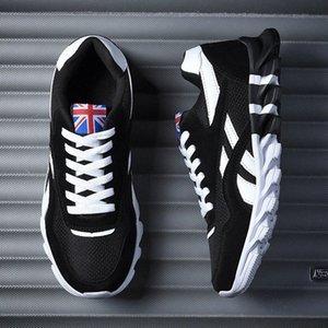PUAMSS 2020 Männer Laufschuhe Herren Sneaker Sportschuhe Outdoor-Walkng Jogging Trainer sportlich männlich Männer Sneaker dUPL #