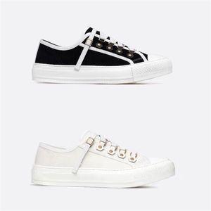 Knit Oblique Sneaker Técnico mulheres Walk'n' Shoes Cruise Low-cut Sneaker tecido de malha antigo Canvas Runner sapatos de alta qualidade com caixa