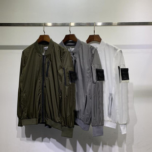 Designer Mens Jacket Luxury Hoodie Jackets Fashion 2020 Mens Brand Jacket New Men Windbreaker Winter Coat Outdoor Streetwear