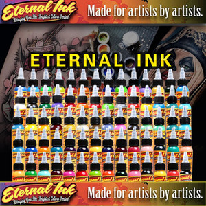 16pcs Body Paint Eternal Tattoo Ink Set trucco permanente pigmento colorante Sopracciglia Eyeliner Tattoo Pittura del corpo Strumenti Trucco Ink