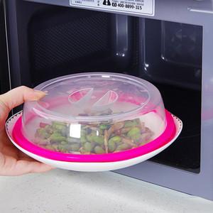 Составная Холодильник Свежее по поддержанию крышки Специальное Отопление и Splatter Guard для свч Bowl крышки многоцелевой Уплотнение крышки DH0039