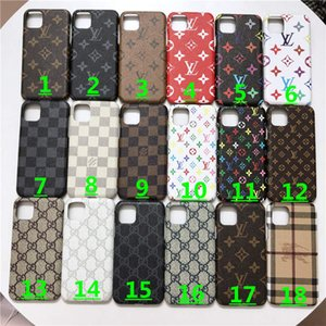 Mode Imprimer couverture Téléphone pour iPhone 12 11 Pro 11Pro X XS MAX XR 8 8Plus 7 7Plus 6 6s plus TPU pour Samsung S20 S10 S9 S8 Note 10 9