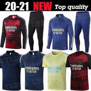 아스날 2020 2021 아르센 축구 유니폼 교육 PEPE NICOLAS 세발 로스 HENRY GUENDOUZI 소 크라 티스 티 러 니 (20) (21) 포수 남자 아이 축구 셔츠
