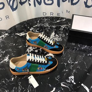 321g 2019 mejor calidad de diseño de la cadena aumento reacción maravillosa pareja zapatillas de deporte para mujer para hombre zapatos ocasionales Zapatos de lujo