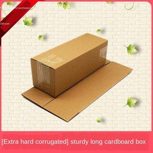 사각형 우산 컵 긴 스트립 종이 상자 종이 상자 특급 상자 긴 스트립 상자를 표현