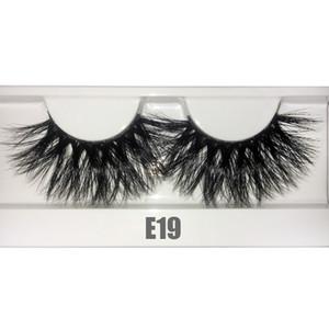 BossGirl Lashes High Volume Mink Lashes Cruelty-free 25mm Long 3D Eyelashes Dramatic Look for Makeup False Eyelashes